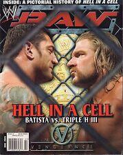 WWE Raw June 2005 Batista Vs Triple H 3 VG 032916DBE