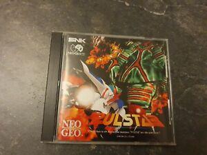 Pulstar - USA-region Neo Geo CD Game