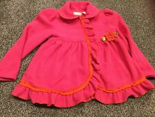 Kids Headquarters Toddler Girls Fleece Jacket: Size 5