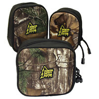 Hunter Safety Systems Camouflage Wide Mouth Vinyl Tactical Storage Bag, 3 Pack