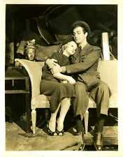 "Jean Harlow & Robert Taylor Original 8x10"" Photo #J3167"