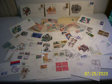 Postal History Lot of Assorted U.S. & Worldwide Postal Covers and Postcards