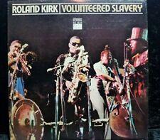 Roland Kirk:Volunteered Slavery Lp