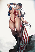 VAMPIRELLA 18 KYUYONG EOM JOE ROCK COMICS 500 PRINT VIRGIN VARIANT NM PRE-SALE