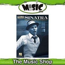 New Frank Sinatra Centennial Songbook Vocal & Piano Music Book - Original Keys