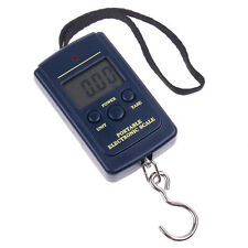 40Kg/20g Digital Electronic Hanging Luggage Fishing Weight Mini Hook Scale A6I5