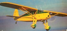 Berkeley FAIRCHILD RANCHER 24 PLAN + PARTS PATTERNS 1/2A FF or RC Model Plane