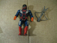 Vintage Masters of the Universe MOTU Dragstor Incomplete 1985 with Crossbow