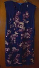Simply Vera Wang Floral  Sleeveless Sun Dress- Size-S, NWT Retails- $69.99