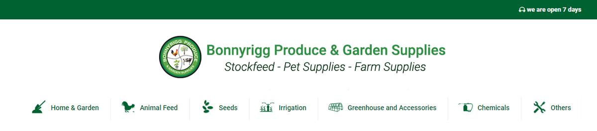 Bonnyrigg Produce & Garden Supplies
