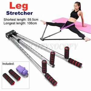 3 Bar Legs Leg Stretcher Extension Split Flexibility Stretching Training Machine
