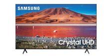 "Samsung UN65NU6900 65"" 4K LED Smart TV - Glossy Black"