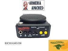 RICHIAMO MULTISOUND ELETTRONICO MOD. D8 POCKET CACCIA DIGITAL
