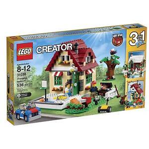 LEGO 31038 CHANGING SEASONS CREATOR