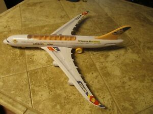 A380 AirBus With Light & Music Kids Airbus Bump And Go Toy works great