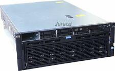 HP Proliant DL580 G7 4x 10-Core E7-4870 40x 2,4GHz 256GB RAM Rackschienen