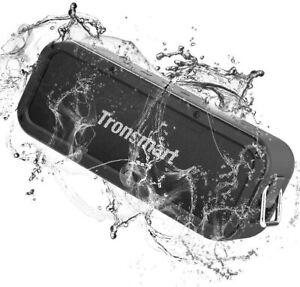 Tronsmart Force 40W IPX7 Waterproof Bluetooth 5.0 Wireless Speakers with Tri-Bas