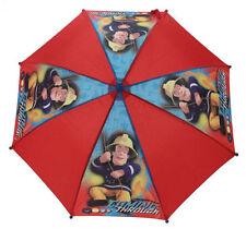 Ombrelli rosso per bambini dai 2 ai 16 anni