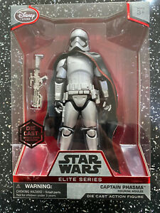 BNIB STAR WARS THE ELITE SERIES ELITE CAPTAIN PHASMA