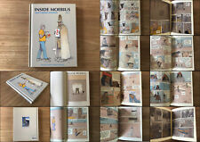 JEAN GIRAUD MOEBIUS - INSIDE MOEBIUS TOME 2 - FIRST EDITION / EO - OOP