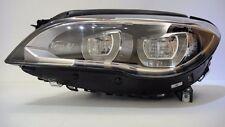 13 14 15 BMW 7 SERIES F01 F02 LCI FULL LED DYNAMIC HEADLIGHT LEFT COMPLETE MINT