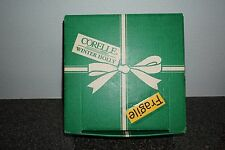 Corelle Winter Holly 16 Piece Set for Four Christmas Dishes: Original Box