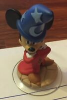 Disney Infinity Mickey Mouse Sorcerer's Apprentice 1.0 2.0 3.0 PS4 Xbox Wii