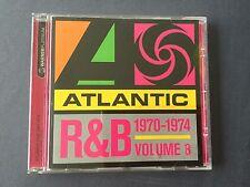 CD ATLANTIC R&B 1947-1974 - Vol. 8 1970-1974 The Platinum Collection