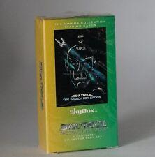 Skybox Star Trek Star Trek III The Search complete trading card set still sealed