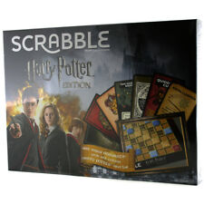 Mattel Games Scrabble Harry Potter Edition Board Game NEW