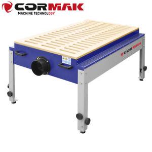 DT1500W Holz Hobelbank 1500x1000 mm Werktisch Schleiftisch Werkstatt Tisch 200kg