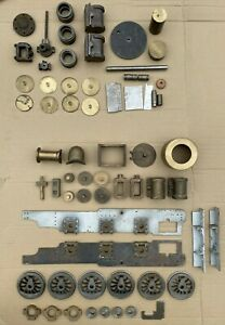 "Rob Roy 3.5"" Live Steam Engine Bronze Castings Loco Locomotive Parts + Extras"