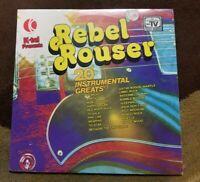 "SEALED! 1976 K-TEL PRESENTS ""Rebel Rouser"" LP  - K-TEL (CSPS-1192) MINT!"