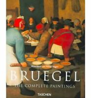 Bruegel : Complete Paintings Paperback Rose-Marie Hagen