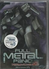 Full Metal Panic! Mission 05 - DVD Video - 72 Minutes - ISBN: 1-57813-489-7.