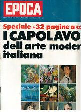 EPOCA N. 865 23 APRILE 1967 MORTE TOTO' CLAUDIA CARDINALE SOPHIA LOREN SIMENON