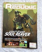 GAMERS' REPUBLIC~#6-nov.1998-Legacy Of Kain Soul Reaver