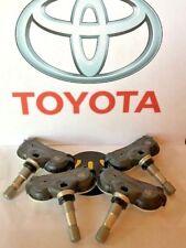 4 pcs OEM Tire Pressure TPMS Sensor for Toyota Sequoia Sienna Tundra 42607-0C070