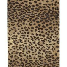 LEOPARD HIDE HEAVY EXTRA WIDE GIFT WRAPPING PAPER -Two 30 In x 6 Ft Sheets