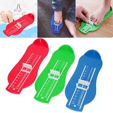1x Baby Kinder Fußmessgerät Schuhgrößen Schuhgrößen Messgerät Werkzeug NEUE