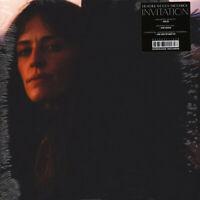 Heather Woods Broderick - Invitation Black Vinyl Edition (2019 - US - Original)