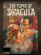TOMB OF DRACULA OMNIBUS VOLUME 3 - HARDCOVER - HC - MARVEL