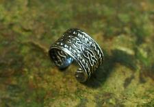 Ear clips Celtic Knots Beard Hair Clamp SILVER Celts Viking  Earclips