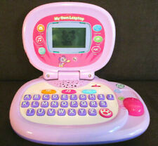 LeapFrog My Own Leaptop Laptop Purple/Pink Computer Electronic Learning Toy