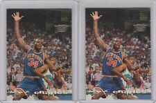 1993-94 Topps Stadium Club  Members Only #225 Charles Oakley Lot of 2