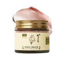 SULSURYUN Red Ginseng Mayu Horse Oil Facial Cream 70gx1 Whitening Anti Wrinkle