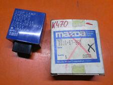 original Mazda,Relais,BS16-67-660,323/MX-3 (BG,EC) Stop-lamp,Bremslichtrelais