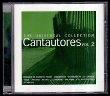 ROD'S BAND - Cantautores Vol. 2 - SPAIN CD Knike 2002 - 10 Tracks - Covers