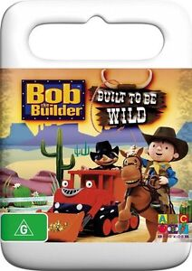 ii1 BRAND NEW SEALED Bob The Builder - Built To Be Wild (DVD, 2006) R4