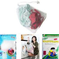Netted Washing Mesh Bag Laundry Washing-Machine Bag Delicate Wash Safe Cleaner